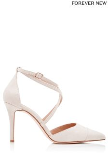 Forever New Emily Pointed Cross Strap Courts