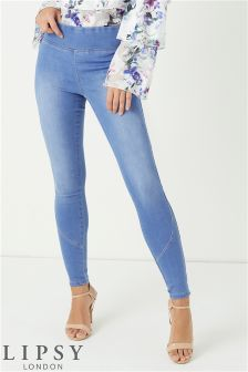 Lipsy Stella Light Wash Jegging