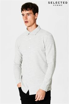 Selected Homme Long Sleeves Polo Shirt