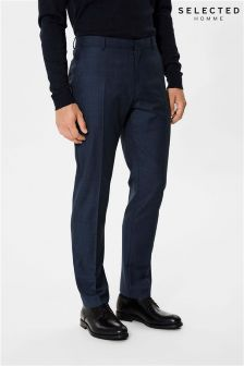 Selected Homme Suit Trousers