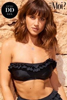 Pour Moi Fiesta Strapless Underwired Bikini Top