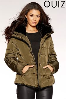 Quiz Padded Jacket