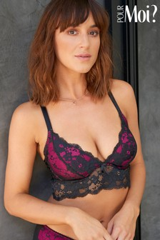 Pour Moi Amour Convertible Underwired Bralette
