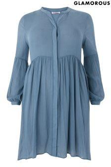 فستان مقاس كبير من Glamorous