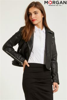 Morgan Biker Jacket