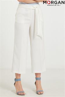 Morgan Tie Front Trousers