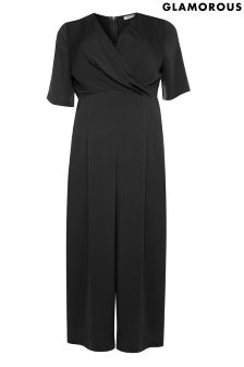 Glamorous Curve Tailored Jumpsuit