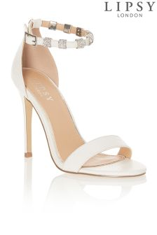 Lipsy Removable Jewel Multiway Sandals