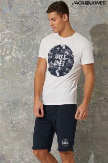 Трикотажные шорты с логотипом Jack & Jones