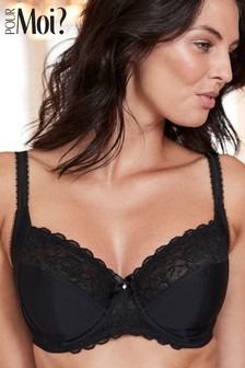 Pour Moi Eden Side Support Underwired Bra