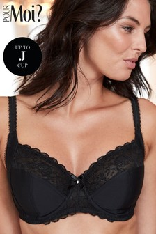 Pour Moi Eden Side Support Underwired Bra GG+