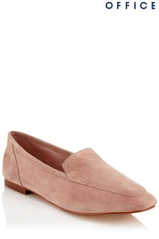 Office Square Toe Loafers