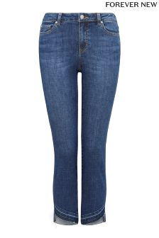 Forever New Mid Rise Ankle Jeans