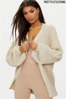 PrettyLittleThing Knitted Cardigan