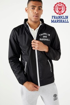 Franklin & Marshall Zip Up Jacket