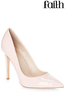 Faith Pointed Court Heels