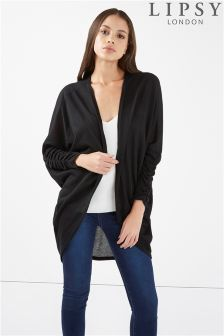 Lipsy Ruched Sleeve Cardigan