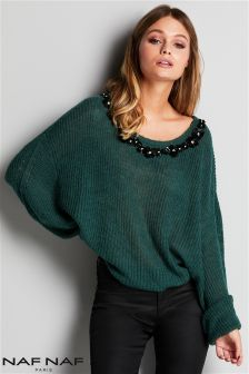 KNITWEAR - Jumpers Nafnaf Clearance 100% Guaranteed Cheap Sale Shop Offer Largest Supplier Cheap Online Low Price Sale EWl8YE