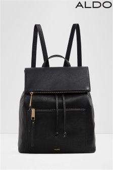 Aldo Drawstring Detail Backpack