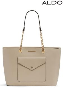 Aldo Pocket Front Tote Bag