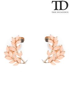 True Decadence Statement Earrings