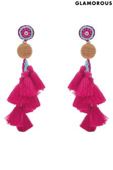 Glamorous Tassel Earrings