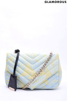 Glamorous Quilted Cross Body Bag