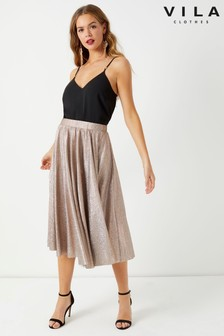 Vila Midi Skirt