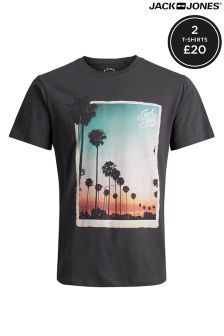 Jack & Jones Graphic Print T-Shirt