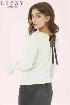 Lipsy Bow Detail Jumper