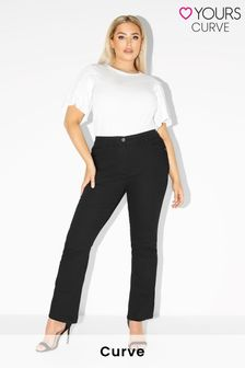 """Yours Curve 28"""" Bootcut ISLA Jeans"""