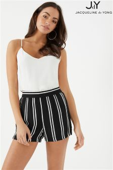 JDY Striped Shorts