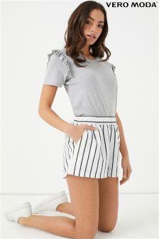 Vero Moda Milo Stripe Shorts