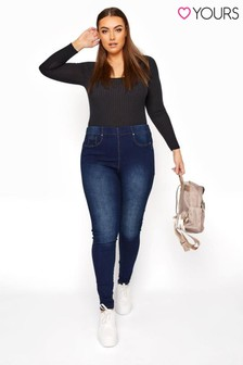 "Yours Curve 30"" Pull On Bum Shaper Lola Jeggings"
