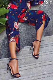 Lipsy Floral Printed Culottes