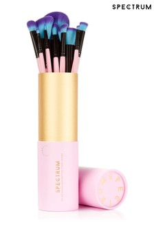 Spectrum Collections 10 Piece Pink Essential Brush Set