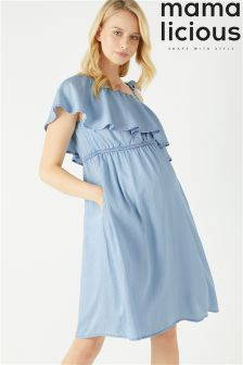 Mamalicious Maternity Nesli Woven Dress