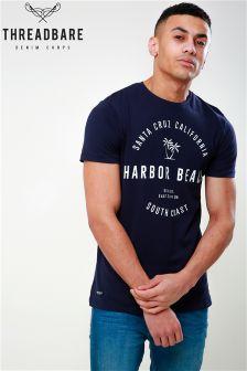 Threadbare Bedrucktes T-Shirt