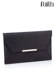 Faith Envelope Clutch