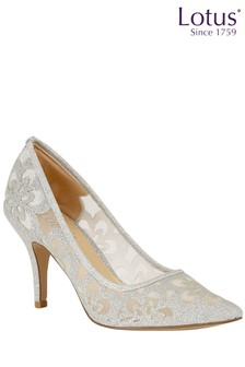 Lotus Heeled Occasion Shoes