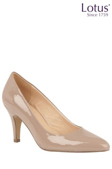 Lotus Pointed Toe Stiletto Shoes
