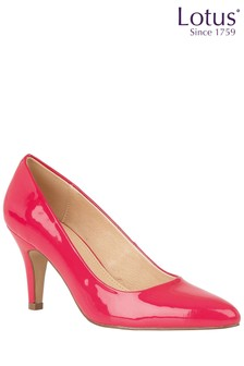 Lotus Pointed Toe Stilleto Shoes