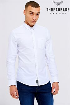 Threadbare Oxford Shirt