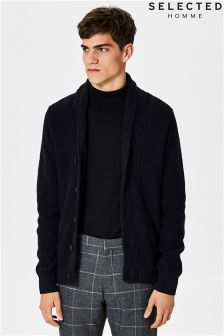 Selected Homme Shawl Neck Cardigan