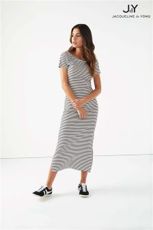 JDY Striped Maxi Dress