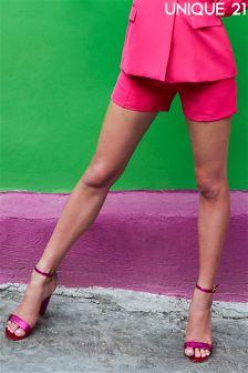 Unique 21 Elegante Shorts mit hoher Taille