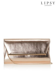 Lipsy Bar Detail Clutch Bag