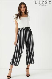 Lipsy Stripe Culotte Trouser
