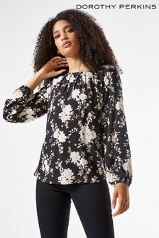Dorothy Perkins Billie Blossom Printed Blouse