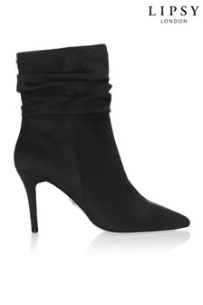 Lipsy Ruched Boots